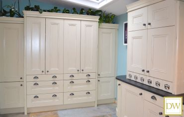 Exclusive 'Downton Abbey kitchen' chosen for a beautiful Victorian house in Wigan.