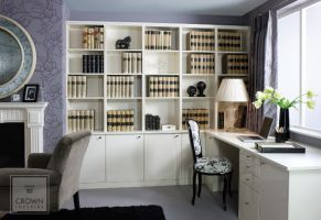 Make an impact on your home and create a focal point with bespoke units - for the ultimate in individual style.