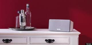 The SONOS Wireless Hi-Fi System is the perfect sound system for your home .  It allows you to stream all the music on earth in every room. Start with just one room, then expand by introducing  a second unit ( Player1, 3  or 5) in another room to fill your home with wall-to-wall sound. Control all your music with free apps for your Android smartphone, iPhone or iPad. Pop into DesignWorks on Caroline St, Wigan WN3 4EL  for a demonstration & learn just what SONOS can do for You!